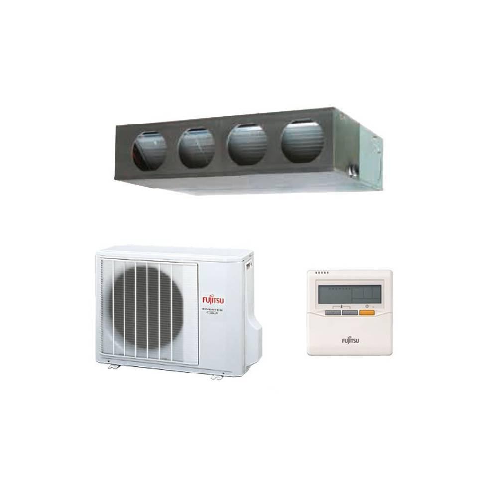 Condizionatore canalizzato fujitsu lm inverter 24000 btu - Climatizzatori canalizzati ...