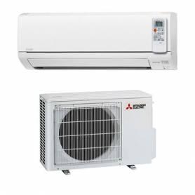 Climatizzatore Condizionatore Inverter Mitsubishi Serie DM MSZ-DM25VA 9000 Btu Classe A+ Pompa di Calore Deumidificatore