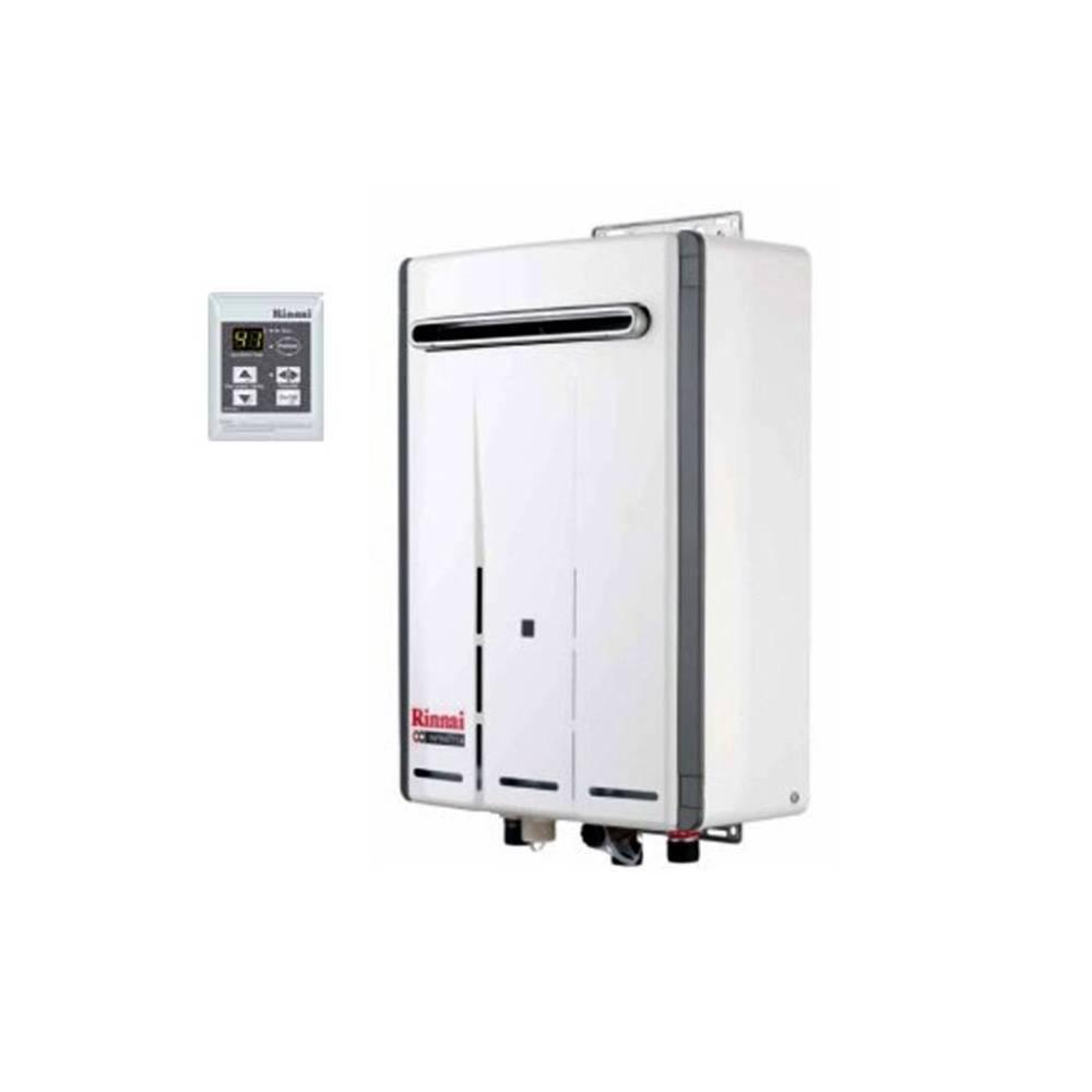 Scaldabagno a gas rinnai infinity 14e per installazione esterna - Scaldabagno a gas per esterno ...