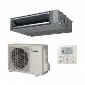 Condizionatore Canalizzato con Ventilatore Daikin Inverter 12000 Btu FBQ35D