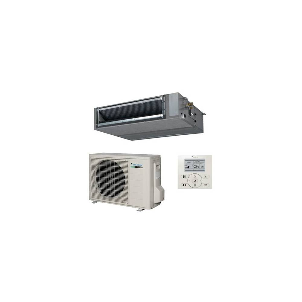 Condizionatore canalizzato con ventilatore daikin inverter for Fan condizionatore significato