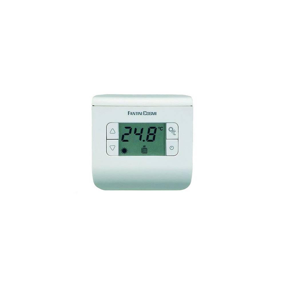 termostato ambiente digitale elettronico fantini cosmi
