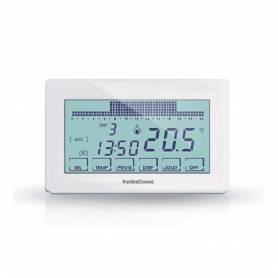 Cronotermostato Settimanale Touchscreen Fantini Cosmi CH180