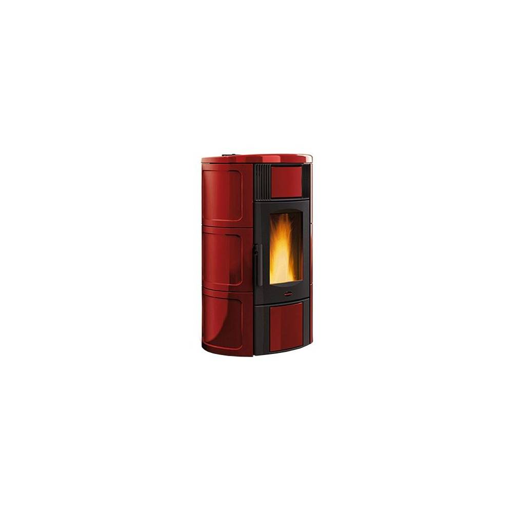Stufa a pellet extraflame nordica termo iside idro - Stufe a pellet idro nordica extraflame ...
