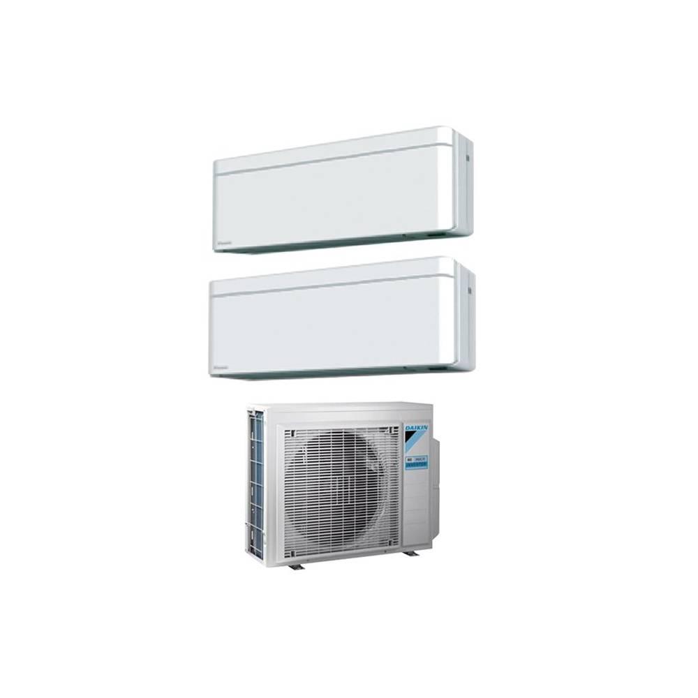 DAIKIN EMURA CONDIZIONATORE DUAL 12000+12000 BTU INVERTER 3D WI-FI R32 A+++