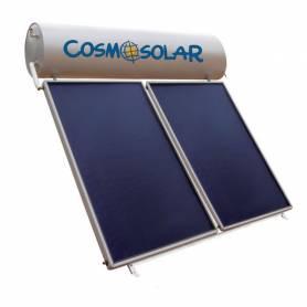 Pannello Solare Cosmosolar EGLK200/4 200 lt a circolazione naturale per tetto inclinato o piano