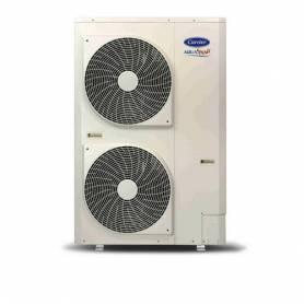 Pompa di calore Carrier Aquasnap Plus Inverter da 8 kw 30AWH015XD senza modulo idronico