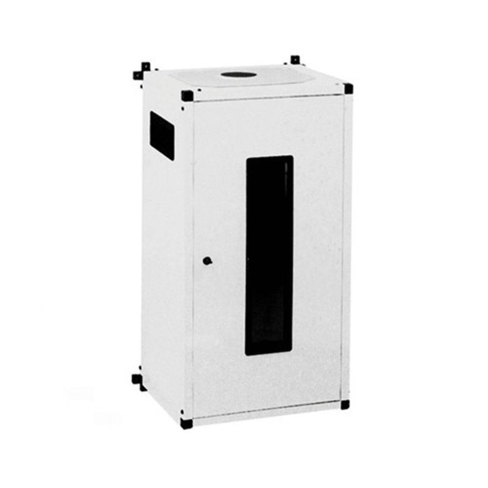 Copricaldaia box caldaia lamiera zincata bianco universale 100x55x43