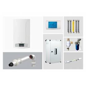 Caldaia A Condensazione Con Installazione Gm Termoidraulica