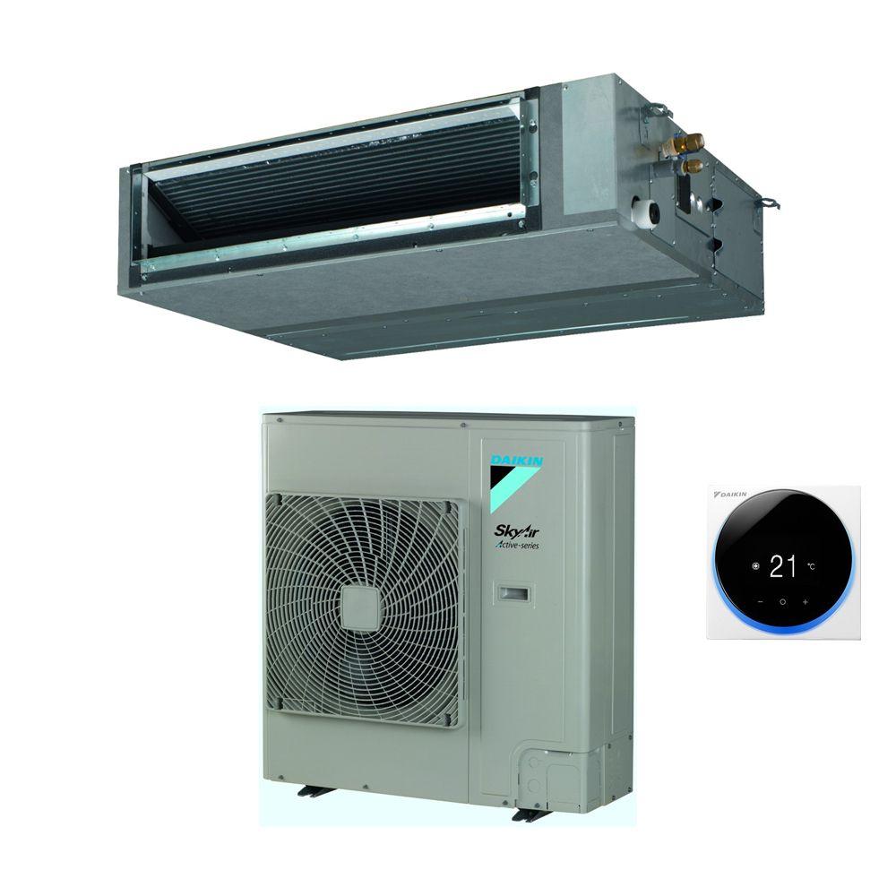 Aria Condizionata Canalizzata condizionatore canalizzato daikin sky air active inverter da 24000 btu  fba71a2veb9
