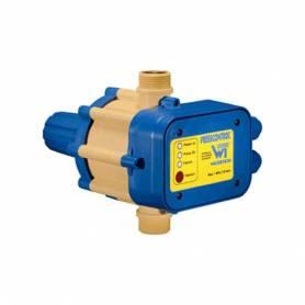 Press Control Presscontrol WATERTECH 2,2 BAR Pressostato Regolabile Autoclave Controllo Pompa Rileva Pressione e Flusso