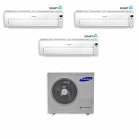 Condizionatore Samsung Trial Split Inverter 9000+9000+9000 9+9+9 Btu AR7000M Wi-Fi  A+ AJ068FCJ3EH/EU