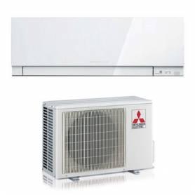Climatizzatore Mitsubishi Kirigamine Zen bianco monosplit da 9000 Btu in A+++