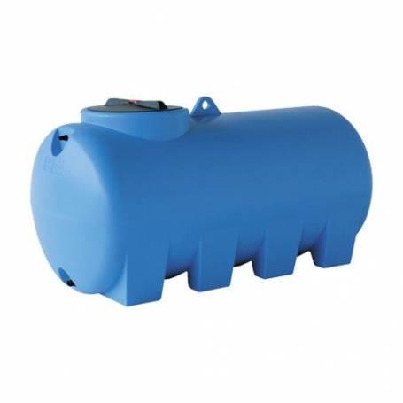 Serbatoio Acqua Cisterna in Polietilene Cilindrico Giurgola 500 Lt Orizzontale Plor0500