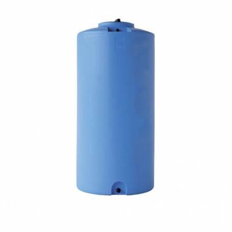 Serbatoio Acqua Cisterna in Polietilene Cilindrico Verticale Giurgola 500 Lt Litri