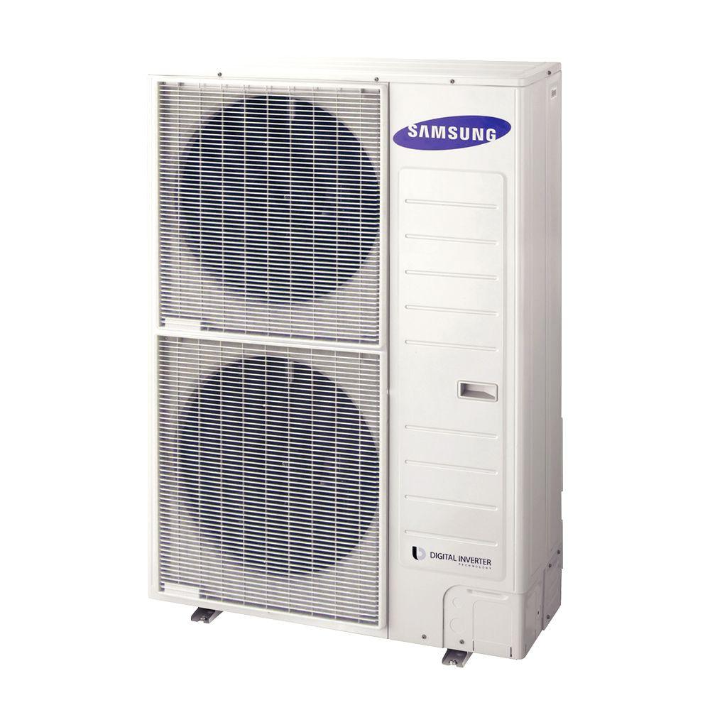Pompa Di Calore Ventilconvettori pompa di calore aria acqua samsung ehs ae140jxydeh monoblocco da 14 kw con  kit di controllo