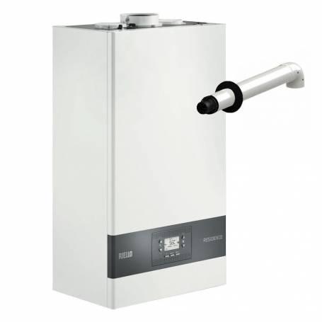 Caldaia a condensazione Riello Residence 30 KIS da 30 kW ErP con gas a metano o gpl