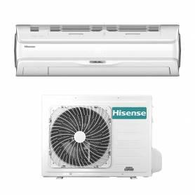 Climatizzatore Silentium Pro Hisense da 12000 btu inverter con Wifi QD35XU00