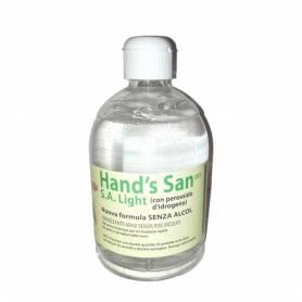 Hand's San OXY sanitizzante igienizzante lavamani in gel senza risciacquo senza alcol