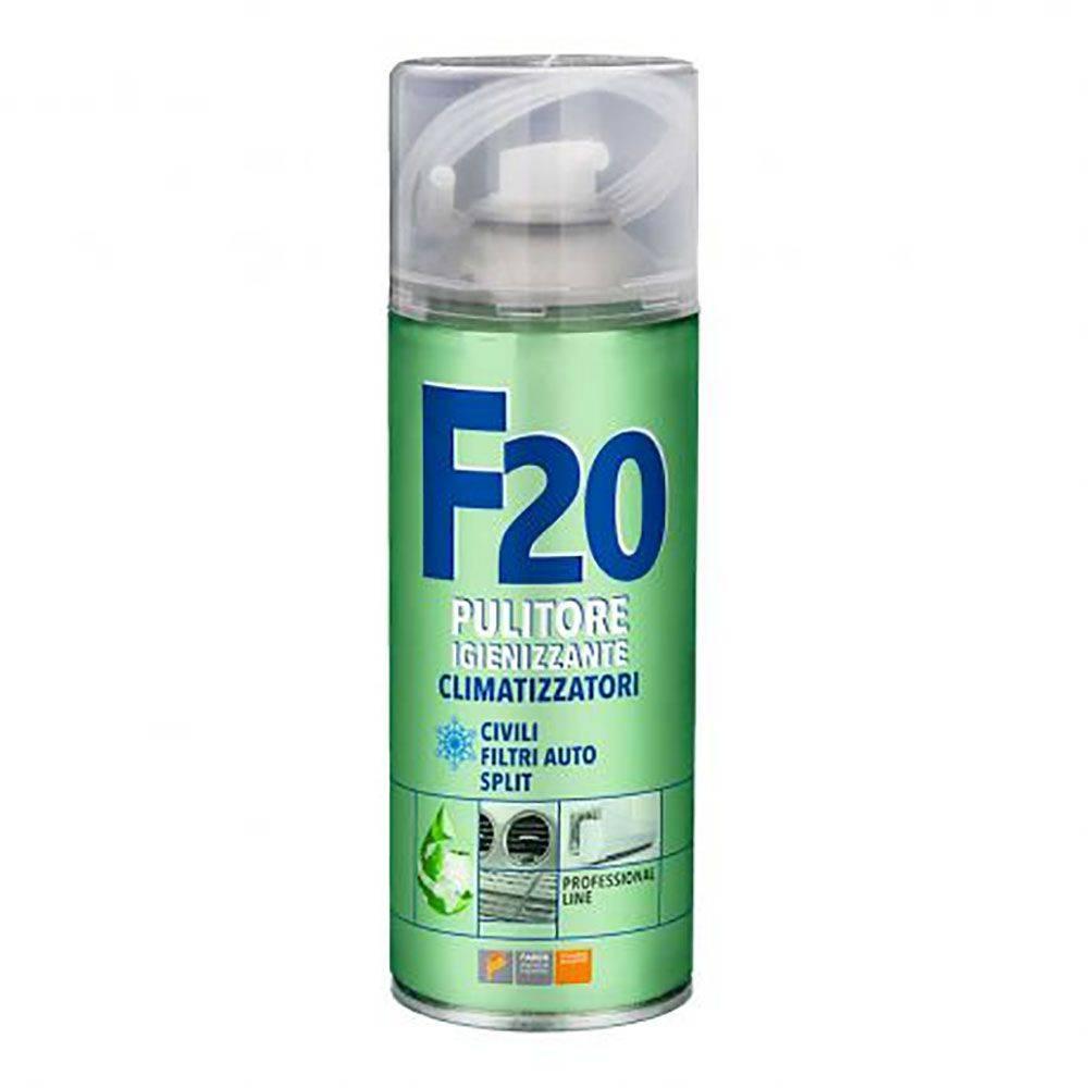Spray igienizzante Faren F20 disinfettante per condizionatore