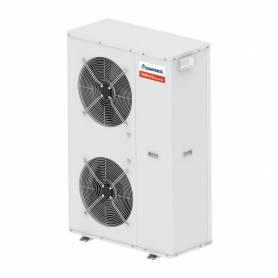 Pompa di calore Mitsubishi Climaveneta i-BX-N010M reversibile aria-acqua 10,99 kW per installazione esterna