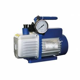 Pompa del vuoto Bistadio Tecnosystemi con Elettrovalvola e vacuometro in bagno d'olio TS42 BEV-BO 42 litri