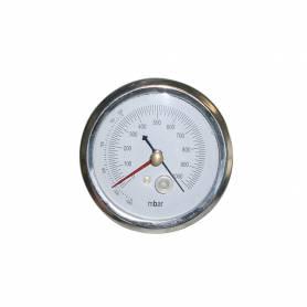 Vacuometro per pompe del vuoto RIC00132  per gas R32