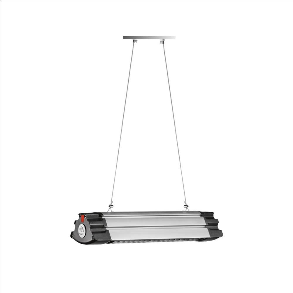Vortice kit FN1 System per installazione sospesa a soffitto lampada UVLOGIKA