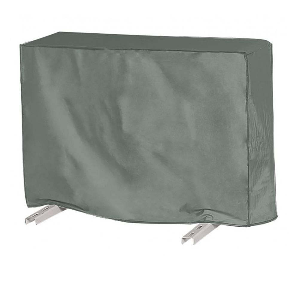 Cappottina copri condizionatore per unità esterna 95x89x37 mm