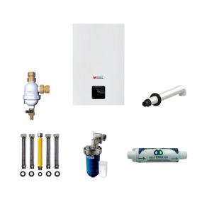 Finanziamento a tasso zero caldaia a condensazione Hermann Saunier Duval Thematek Condens 24 kW ErP