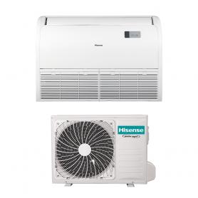 Condizionatore Hisense Inverter Pavimento Soffitto 30000 Btu AUV90UR4 A++ R32