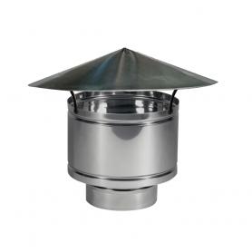 Fumaiolo Antipioggia Europrofil Anecove80 diametro 80/130