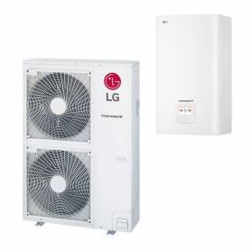 Pompa di calore LG Therma V Split Hidromatic R-32 da 12 Kw