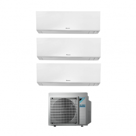 Climatizzatore dual split Daikin Perfera FTXM-R 7+7+7 3MXM40N con wifi in A+++