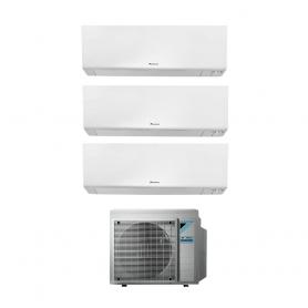 Climatizzatore trial split Daikin Perfera FTXM-R 5+5+12 3MXM68N con wifi in A++