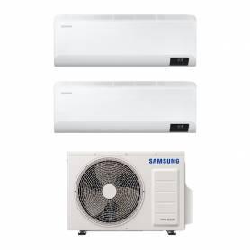 Climatizzatore Samsung Cebu Wi-Fi dual split 12000+12000 btu inverter A+++ in R32 AJ050TXJ2KG