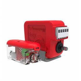 Mini pompa di scarico condensa Tecnosystemi Easy Flow 15 litri EF15 per climatizzatori con attacco orizzontale