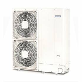 Pompa di calore Hitachi Yutaki M RASM-4VNE da 11 kW monoblocco idronica in A+++