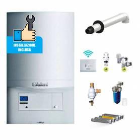 Caldaia a Condensazione Vaillant ecoTEC pro VMW 286/5-3 28,6 kw ERP sconto in fattura 65%