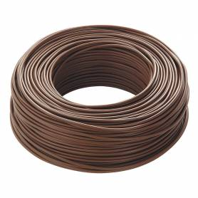 Cavo elettrico prolunga FROR in PVC metri 25 5x1.5