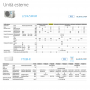 Climatizzatore dual split Daikin Perfera FTXM-R 12000+12000 2MXM50M9/N con wifi in A++
