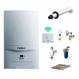 Caldaia a condensazione Vaillant ecoTEC PURE VMW 246 7-2 24 kw sconto in fattura 65%