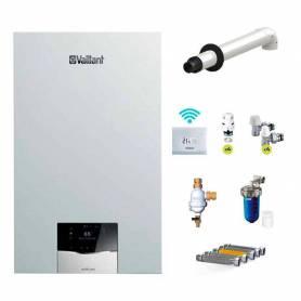 Caldaia a condensazione Vaillant ecoTEC plus VMW 26CS 1-5 26 kW ERP sconto in fattura 65%