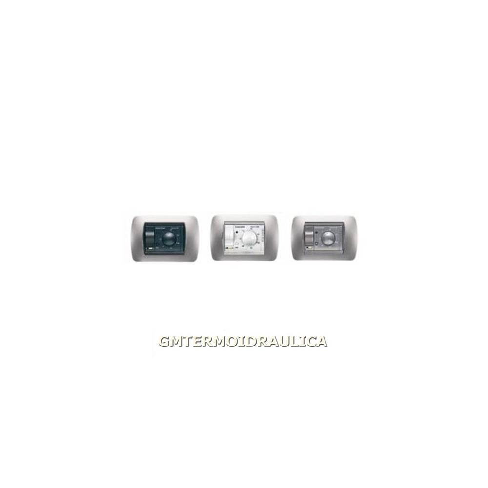 Termostato ambiente digitale elettronico da incasso for Termostato fantini cosmi c48 prezzo