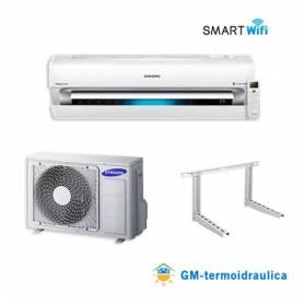 Condizionatore Samsung Inverter 9000 Btu Wi-Fi  A++ AR9000M  AR09JSPFBWKNEU