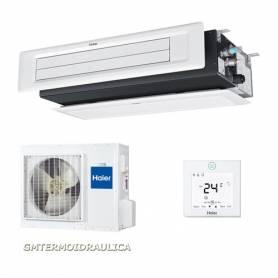 Condizionatore Canalizzato Inverter Haier SLIM 12000 Btu AD12SS1ERA(N) A+