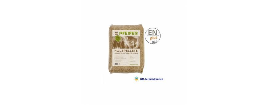 Sacchi di pellet da 15kg a partire da 5€