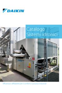 Catalogo daikin sistemi idronici 2017