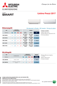 catalogo mitsubishi serie dm linea smart 2017