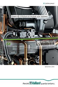 catalogo Vaillant caldaie 2017